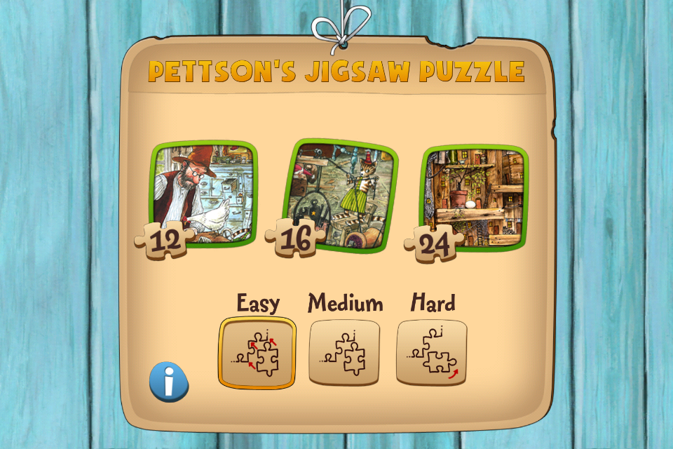 Screenshot Pettson's Jigsaw Puzzle