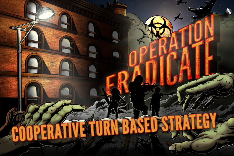 Screenshot Operation: Eradicate