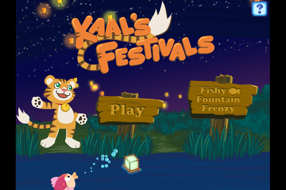 Screenshot Kaal's Festivals for iPhone